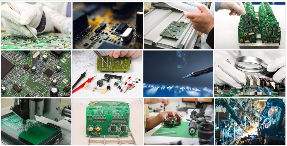 componente electronice de asamblare de acasă